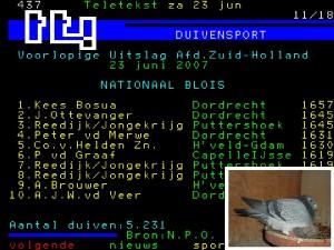 5e NPO BLOIS 2007 - NL06-1089053